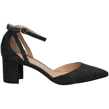 Chaussures Femme Escarpins What For URSULE KARMA dblue-blu-scuro