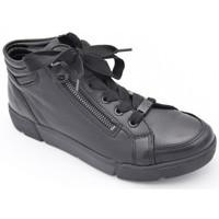 Chaussures Femme Baskets montantes Ara 12-14435-01 Noir