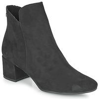 Schuhe Damen Low Boots Tamaris CIKA Schwarz