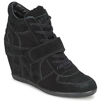 Chaussures Femme Baskets montantes Ash BOWIE noir