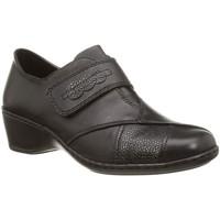 Chaussures Femme Mocassins Rieker 47152 noir