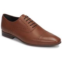 Chaussures Homme Richelieu André CURTIS Cognac