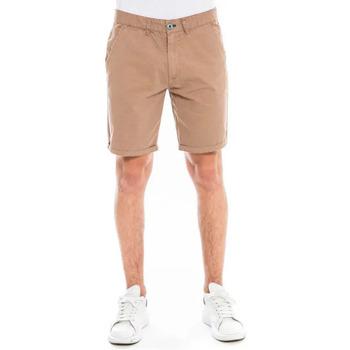 Vêtements Shorts / Bermudas Waxx Short Chino SUNLIT Camel