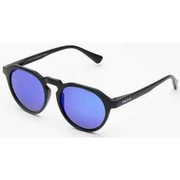 Montres & Bijoux Lunettes de soleil Waxx Lunettes de soleil SOHO Noir