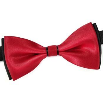 Vêtements Homme Cravates et accessoires Dandytouch Noeud papillon BeCool Conwy Rouge