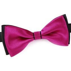 Vêtements Homme Cravates et accessoires Dandytouch Noeud papillon BeCool Conwy Fuchsia