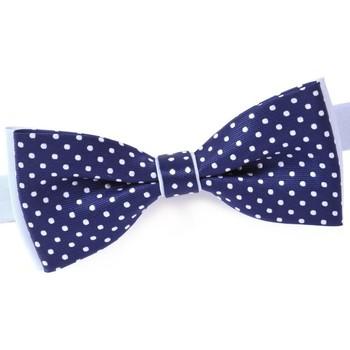 Vêtements Homme Cravates et accessoires Dandytouch Noeud papillon Canol Bleu-Marine