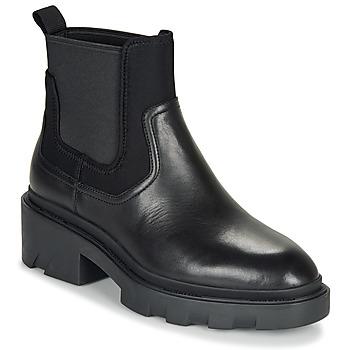 Chaussures Femme Bottines Ash METRO Black