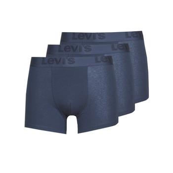 Sous-vêtements Homme Boxers Levi's PRENIUM BRIEF PACK X3 Marine