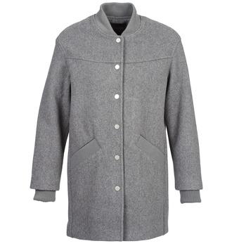 Kleidung Damen Mäntel Eleven Paris PARC Grau