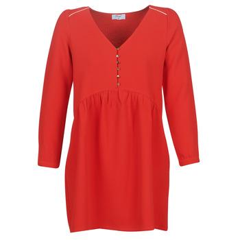 Kleidung Damen Kurze Kleider Betty London LADY Rot