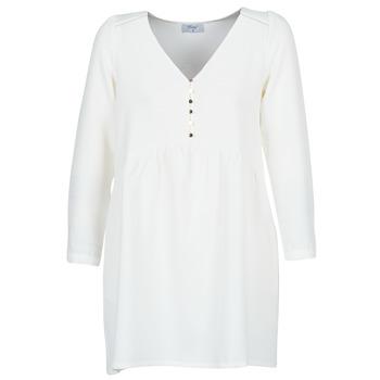 Kleidung Damen Kurze Kleider Betty London LADY Weiß