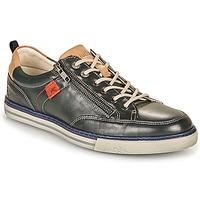 Chaussures Homme Baskets basses Fluchos QUEBEC BLEU