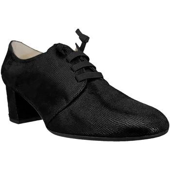 Chaussures Femme Derbies Brenda Zaro F3508 Noir cuir