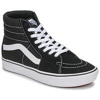 Chaussures Baskets montantes Vans COMFYCUSH SK8-HI (Classic) black/true white