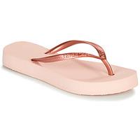 Schuhe Damen Zehensandalen Havaianas SLIM FLATFORM