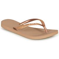 Schuhe Damen Zehensandalen Havaianas SLIM GLITTER