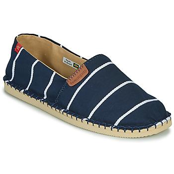 Chaussures Espadrilles Havaianas ORIGINE PREMIUM III NAVY BLUE