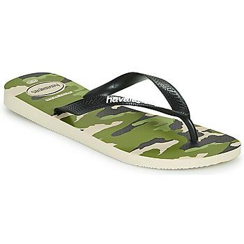Schuhe Herren Zehensandalen Havaianas TOP CAMU