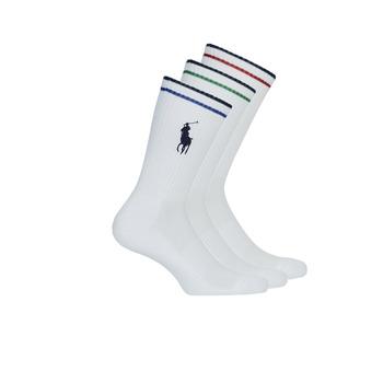 Accessoires Herren Socken & Strümpfe Polo Ralph Lauren 3PK BPP-SOCKS-3 PACK