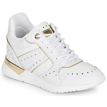 Schuhe Damen Sneaker Low Guess FL5REJ-ELE12-WHITE