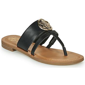 Schuhe Damen Zehensandalen Guess GENERA