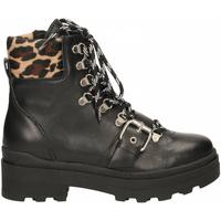 Chaussures Femme Boots Janet Sport AMANDA/EUGENIA nero-beige