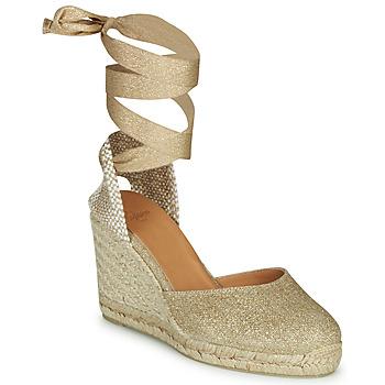 Schuhe Damen Sandalen / Sandaletten Castaner CARINA Gold