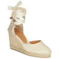 Schuhe Damen Sandalen / Sandaletten Castaner CARINA Beige