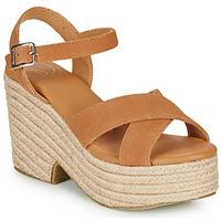 Schuhe Damen Sandalen / Sandaletten Superdry HIGH ESPADRILLE SANDAL