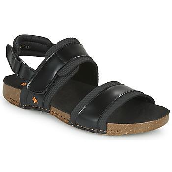 Chaussures Homme Sandales et Nu-pieds Art I BREATHE BLACK