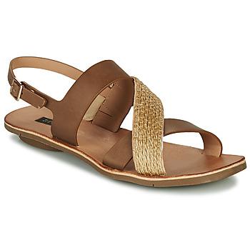 Schuhe Damen Sandalen / Sandaletten Neosens DAPHNI Braun, / Beige