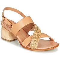 Schuhe Damen Sandalen / Sandaletten Neosens VERDISO Beige