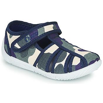 Chaussures Garçon Chaussons Chicco TULLIO Marine