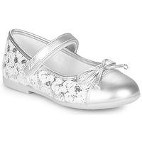 Schuhe Mädchen Ballerinas Chicco CLELIANA Silbrig