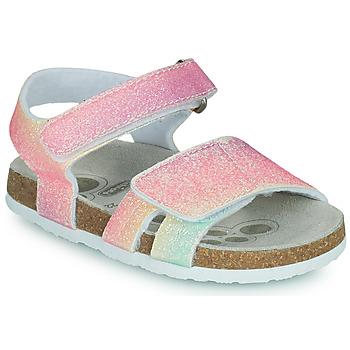 Schuhe Mädchen Sandalen / Sandaletten Chicco FIORE Bunt