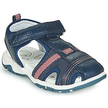 Chaussures Garçon Sandales sport Chicco CICCIO MARINE