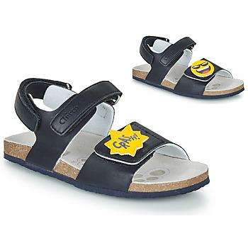 Chaussures Garçon Sandales et Nu-pieds Chicco HAZEL Bleu