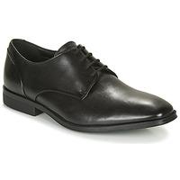 Chaussures Homme Derbies Clarks GILMAN PLAIN Black