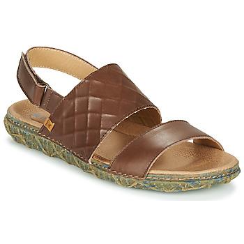 Chaussures Femme Sandales et Nu-pieds El Naturalista REDES Marron