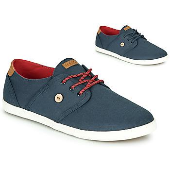 Schuhe Sneaker Low Faguo CYPRESS Blau / Braun, / Rot