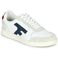 Schuhe Sneaker Low Faguo HAZEL Beige / Marineblau / Rot