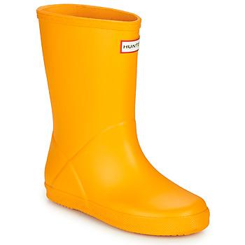 Scarpe Unisex bambino Stivali da pioggia Hunter KIDS FIRST CLASSIC