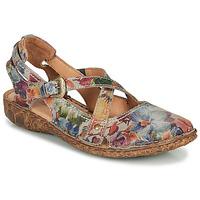 Schuhe Damen Sandalen / Sandaletten Josef Seibel ROSALIE 13 Grau