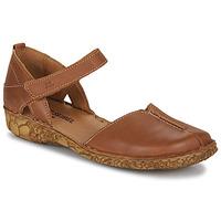Schuhe Damen Sandalen / Sandaletten Josef Seibel ROSALIE 42 Kognac