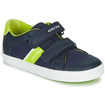 Scarpe Bambino Sneakers basse Geox GISLI BOY