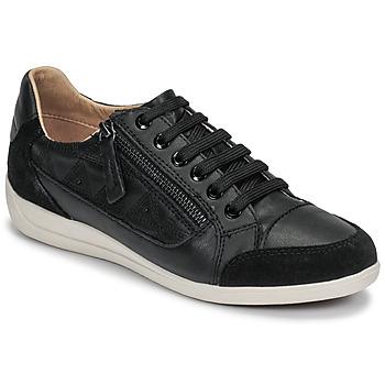 Schuhe Damen Sneaker Low Geox D MYRIA