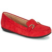 Schuhe Damen Slipper Geox D ANNYTAH MOC