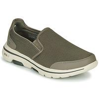 Schuhe Herren Slip on Skechers GO WALK 5