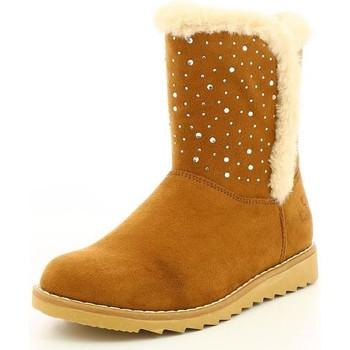 Chaussures Fille Bottes de neige Mod'8 736830 camel